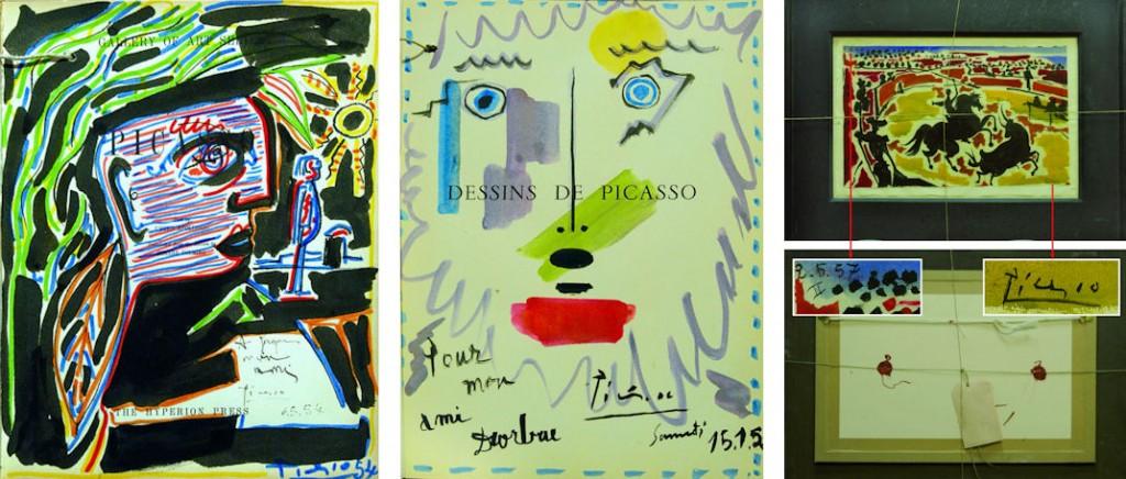 Picasso de Guy Ribes