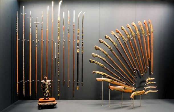 Ancient Weapons Collection Armes et armures