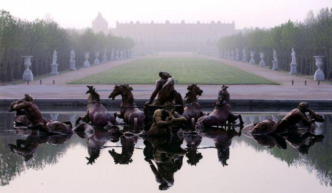 Appolon parc du Château de Versailles