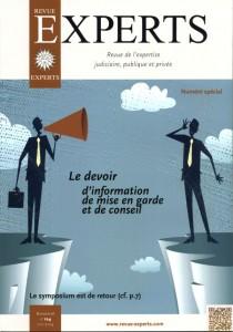 Revue Experts numéro spécial 114 juin 2014 Couv