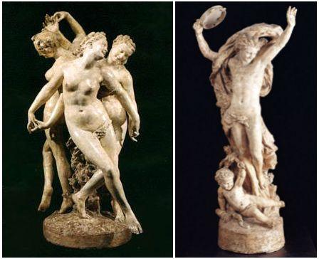 Les-Trois-Grâces-et-La-Danse-Jean-Baptiste-Carpeaux-1827-1875