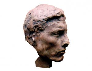 Tête-d'Apollon-d'Antoine-Bourdelle