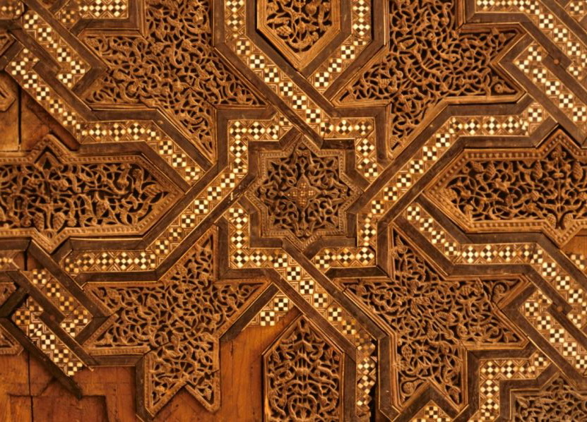 Minbar de la Koutoubia - Marrakech 04