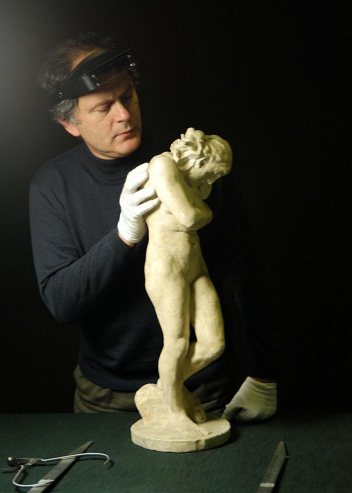 Eve de Rodin Gilles Perrault